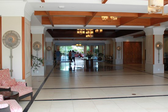 Honua Kai Resort & Spa:                                     Main lobby of the Konea building