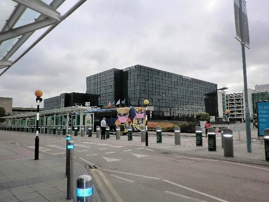노보텔 버밍엄 에어포트 사진
