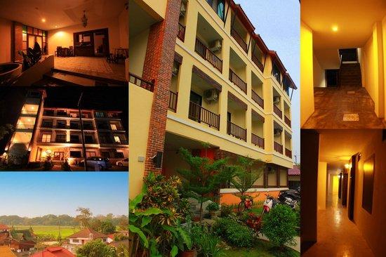 K House Apartment: Building