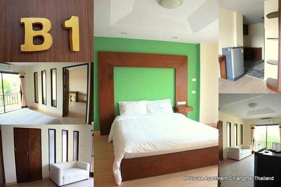 K House Apartment: Suite Room