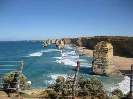 Port Campbell National Park:                   12使徒
