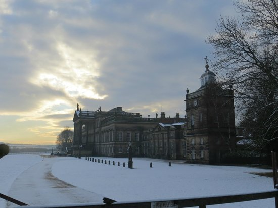 Ρόδερχαμ, UK:                   Wentworth Woodhouse