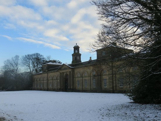 Wentworth Woodhouse Preservation Trust:                   Stable Block