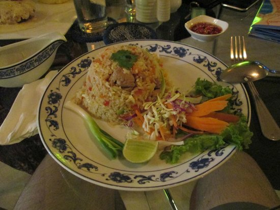The Club Hotel Phuket :                   Great food