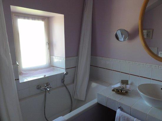 Villa Augusta : salle de bain