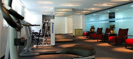 Henry Business Hotel: Health Club