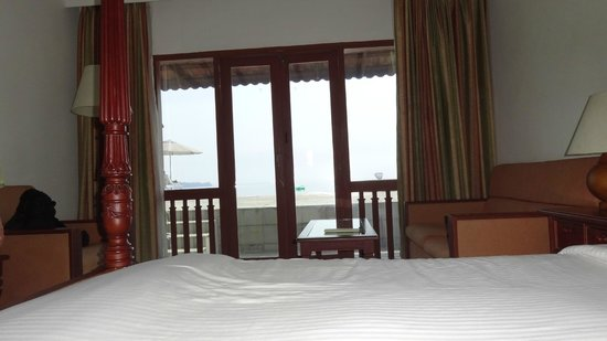 Lemon Tree Vembanad Lake Resort:                   View from room