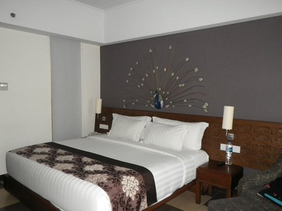 Sun Island Hotel & Spa Kuta: Comfy bed
