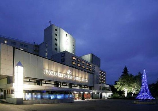 Jozankei Grand Hotel Zuien
