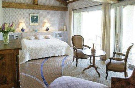 Auberge de Noves: Guest Room