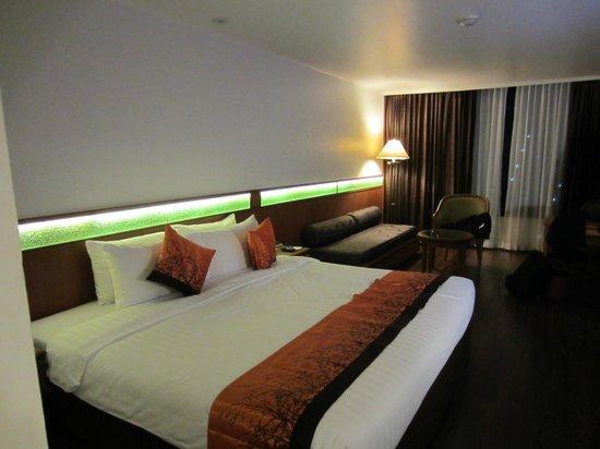 Bangkok Hotel Lotus Sukhumvit:                   Chambres