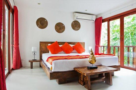 Villa Elisabeth: schlafzimmer in wohnung