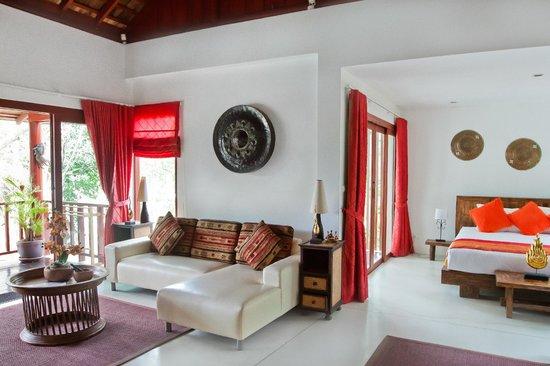 Villa Elisabeth: wohnung lifingroom