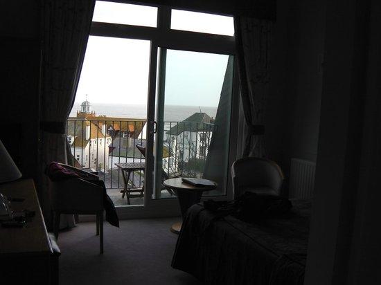 The Royal Lion Hotel:                   Room Number 32