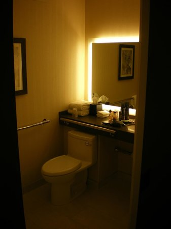 The Westin New York Grand Central: bagno