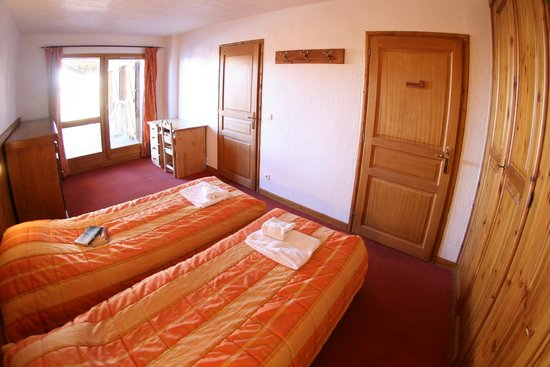 Residence Chalets des Neiges Hermine: Chambre