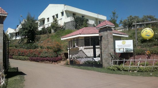 Ooty - Elk Hill, A Sterling Holidays Resort:                   Entrance