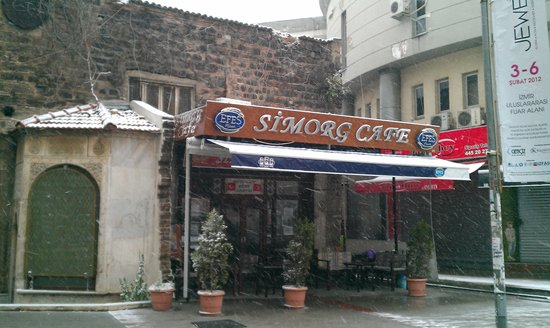 Simorg Cafe And Bar