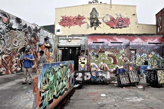 5Ptz: Five Pointz by David Thornell