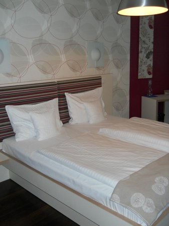 The Circus Hotel: Double room