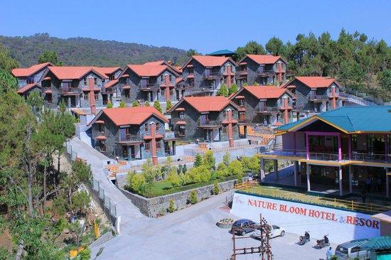 Nature Bloom Hotel & Resort:                   location of Hotel