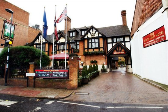 Photo of The White Hart Hotel Kingston upon Thames