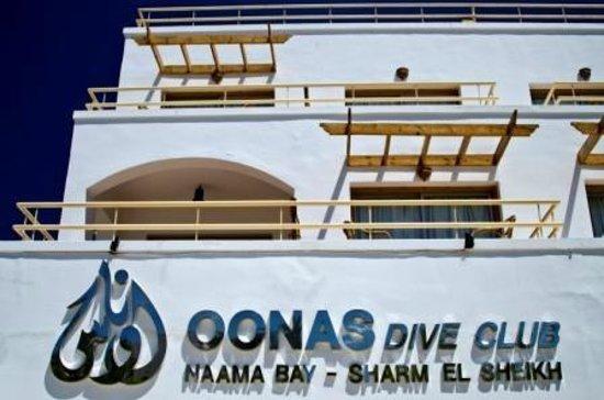 Oonas Dive Club Hotel: Oonas Dive Club