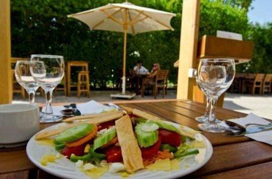 Oonas Dive Club Hotel : Lovely food
