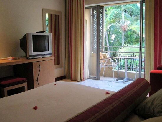 Mauricia Beachcomber Resort & Spa: Room