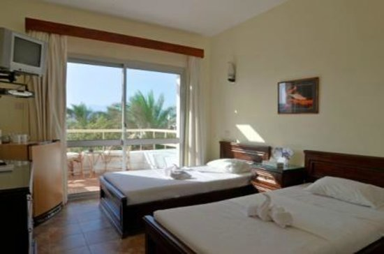 Oonas Dive Club Hotel: Twin Room