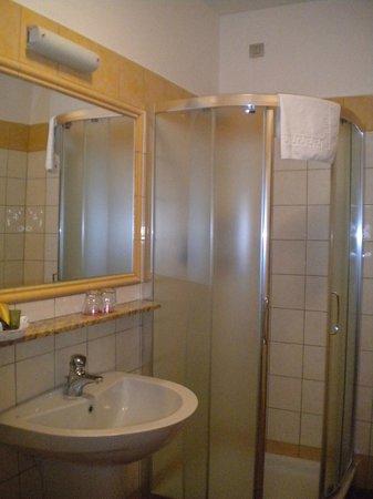 Hotel Caesar Prague:                   bagno2
