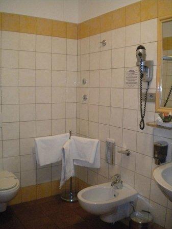 โรงแรมซีซาร์พาเลซ:                   bagno1