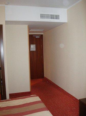 HCC Open Hotel: camera