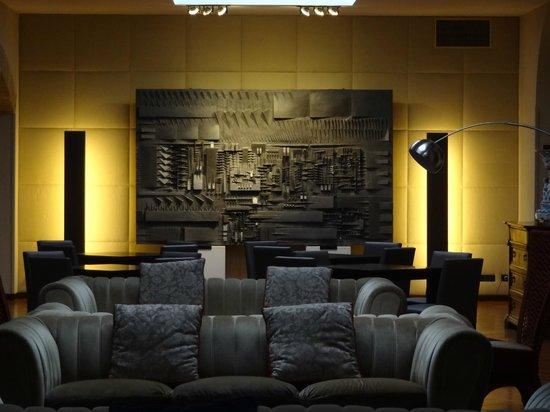 Park Hotel Ai Cappuccini:                   sala relax