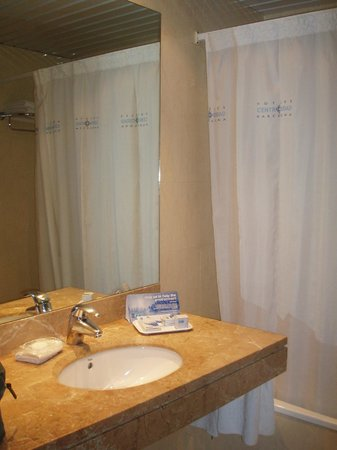 HCC Open Hotel: bagno
