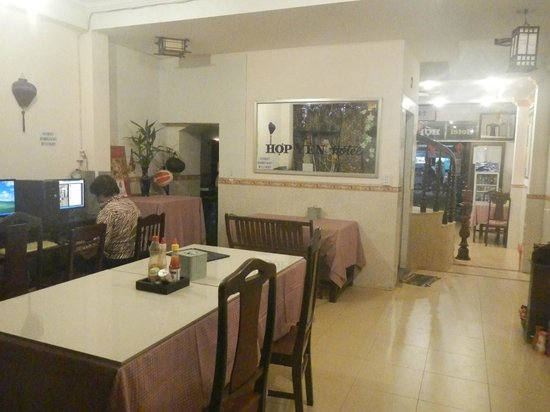 Hop Yen Hotel:                   ネット