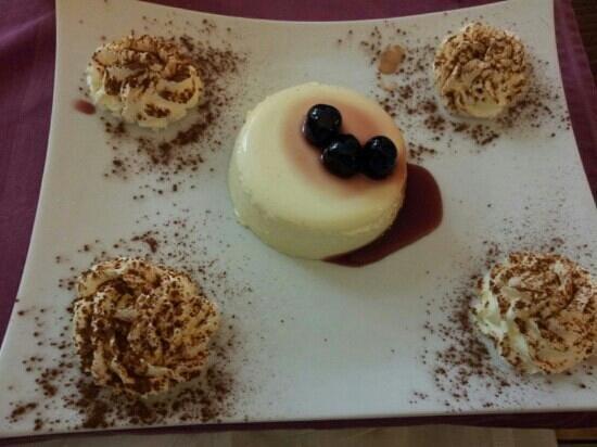 POSITANO:                   dessert