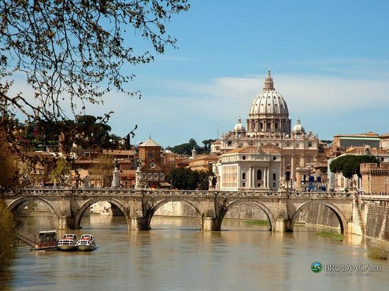 Rome Shuttle Limousine Day Tours: San Peters Day Tours
