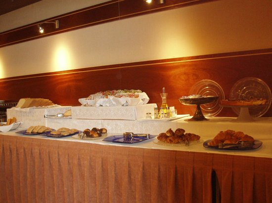 HCC Open Hotel : sala colazione