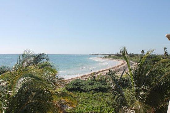 Mayan Beach Garden:                   Strand