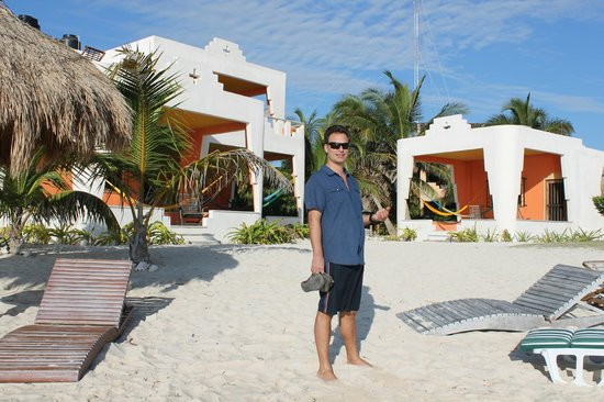 Mayan Beach Garden:                   Zimmer-Bungalows