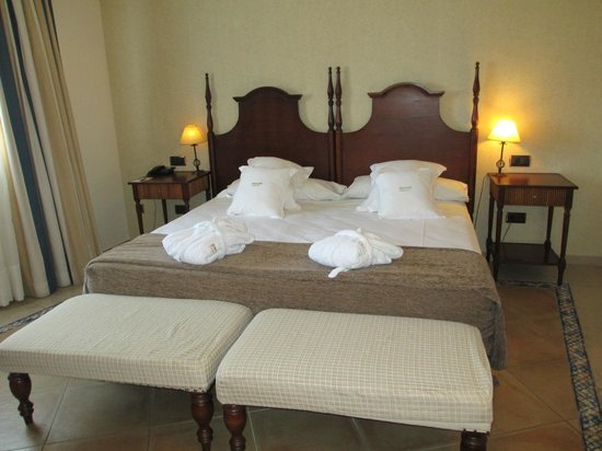 Barcelo Marbella:                   Hotellrummet