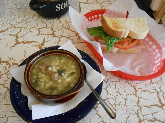 Soup Town Cafe :                   Yammy Yammy