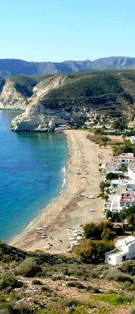 Hotel Las Calas: Playa Agua Amarga