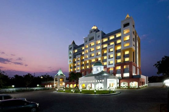 Wonderla Resort - Night View