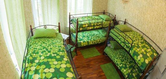 Apple Hostel : -