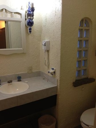Hotel Posada Virreyes : bathroom