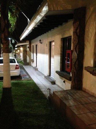 Hotel Posada Virreyes : rooms
