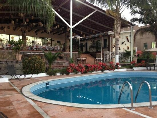 Hotel Posada Virreyes : pool