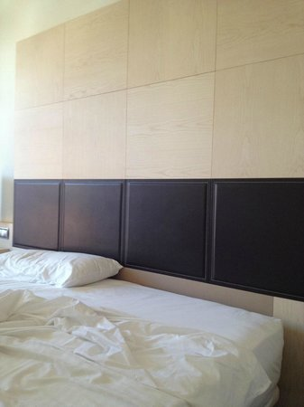 Hotel Mozart:                   Cama